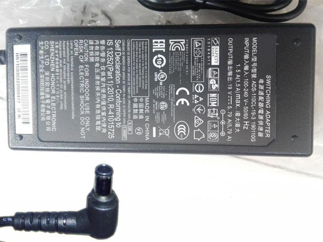 Laptop-oplader LG 110W