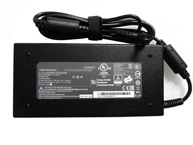 Laptop-oplader CLEVO ADP-150VB