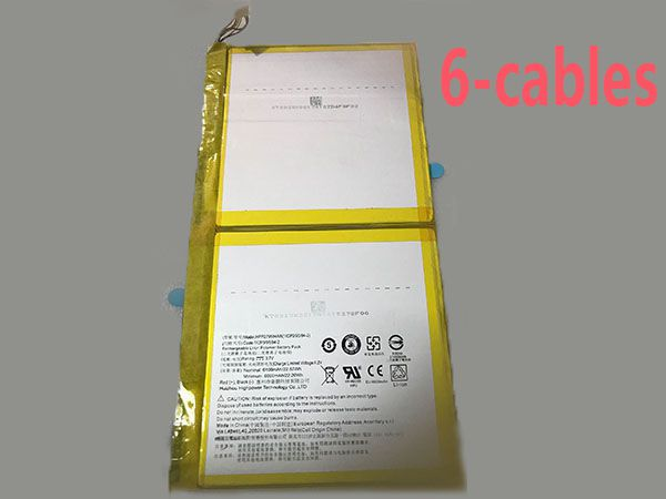 ACER 6000MAH-HPP279594AB-ICONIA-B3-A40 tablet pc accu
