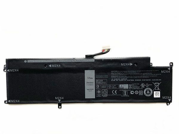 DELL P63NY laptop accu