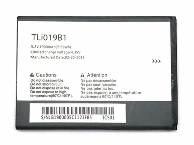 Alcatel TLI019B1 accu