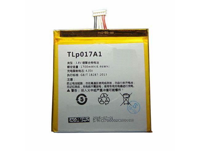 Alcatel TLP017A1 accu