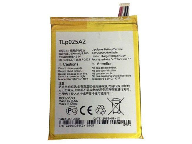 Alcatel TLp025A2 accu