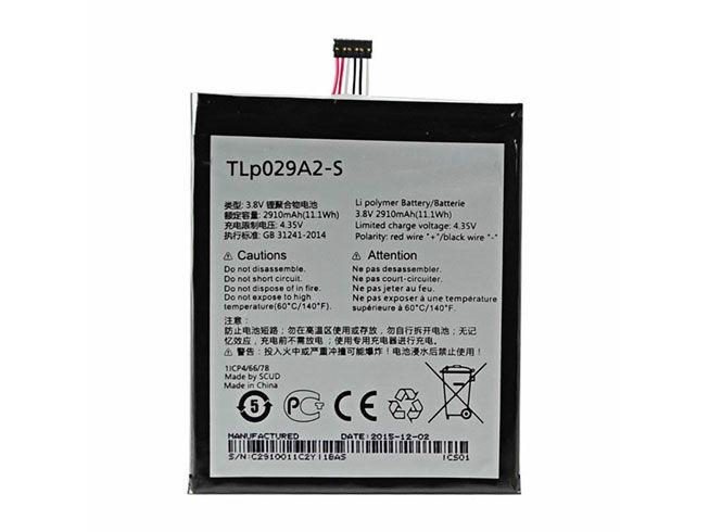 Alcatel TLP029A2-S accu