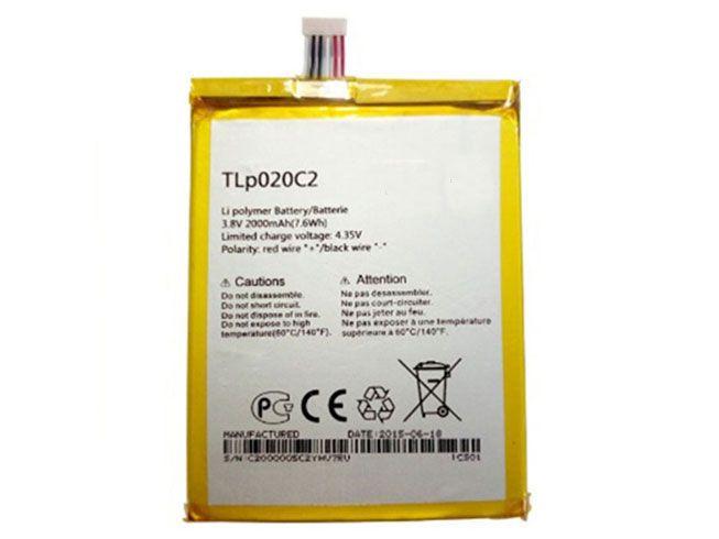 Alcatel TLp020C2 accu