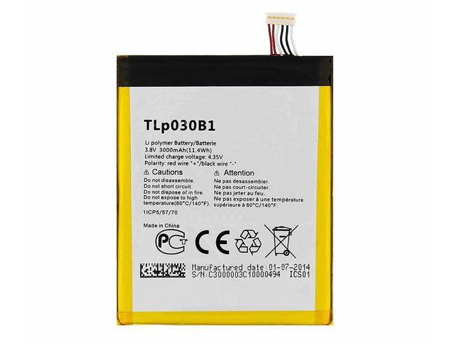 Alcatel TLp030B1 accu