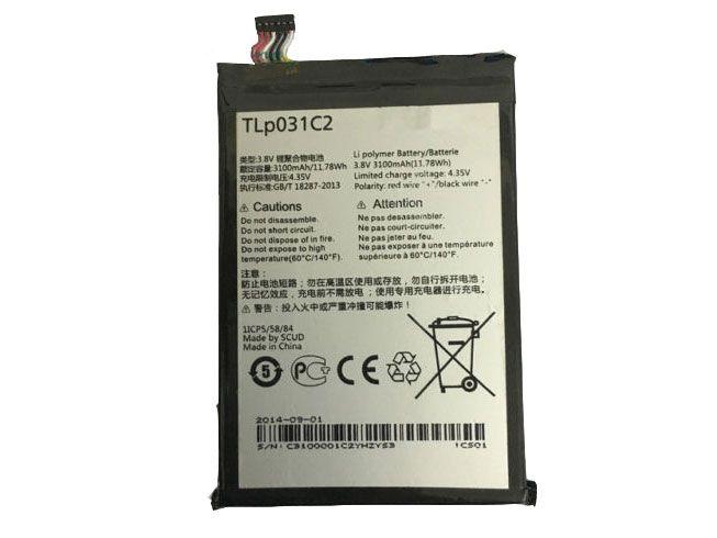 Alcatel TLp031C2 accu