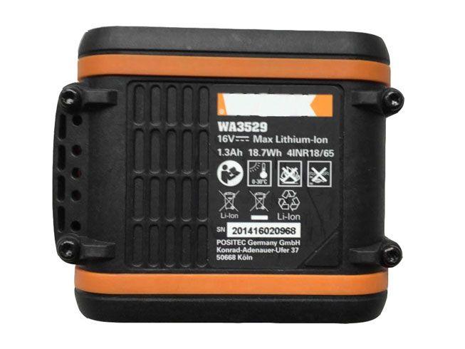 WORX WA3529 accu