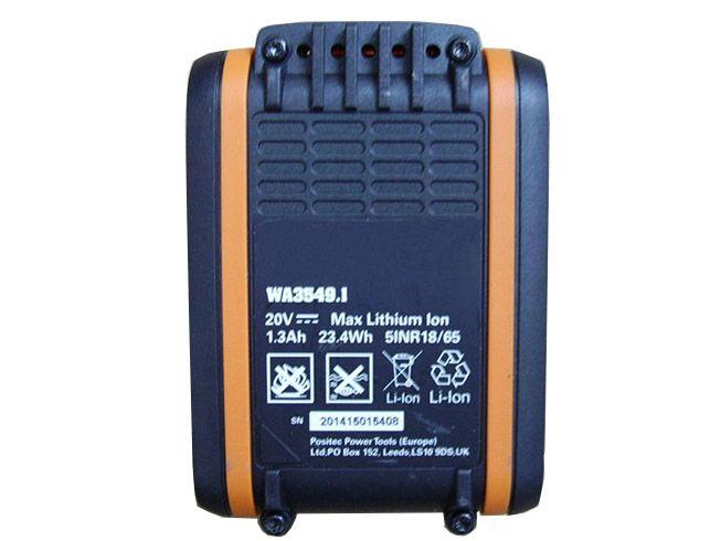 WORX WA3549.1 accu