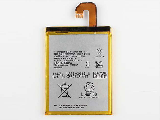Sony LIS1558ERPC accu