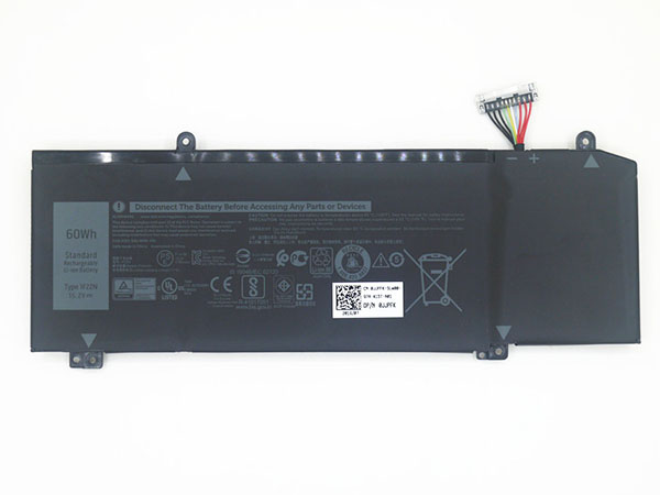 DELL 1F22N laptop accu