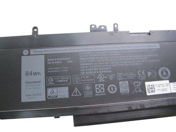 DELL WJ5R2 laptop accu