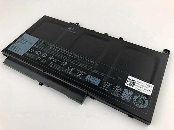 DELL 7CJRC laptop accu