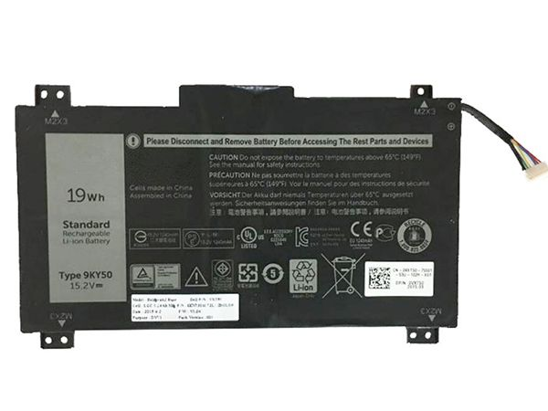 DELL 9KY50 laptop accu