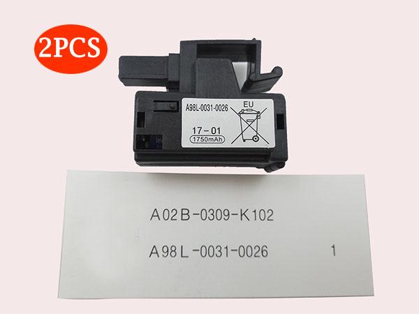 Fanuc A98L-0031-0026 accu