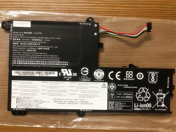 Lenovo L15C3PB1 accu