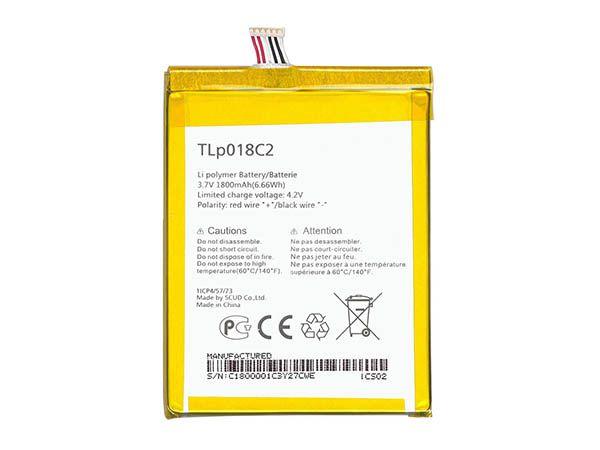 Alcatel TLP018C2 accu