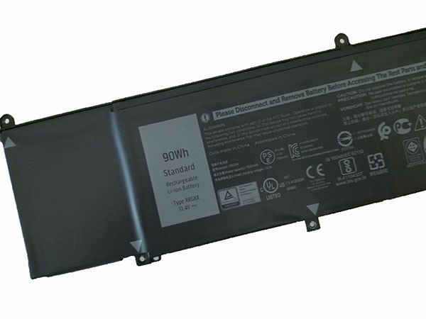DELL XRGXX laptop accu